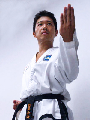 Tomitami Koyama (3rd Dan)